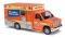 Busch 41839 Ford E-350 St.Luke Ambulance