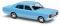 Busch 42014 Opel Record C blau