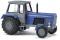 Busch 42837 Traktor ZT300  »Blau/Grau«