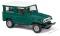 Busch 43031 Toyota Land Cruiser grün