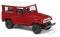 Busch 43032 Toyota Land Cruiser rot