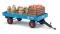 Busch 44995 Anhänger mit Apfelladung