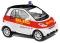 Busch 46132 Smart Fortwo07 »DLRG«100 Jahr