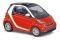 Busch 46201 Smart City Coupe »CMD«Rot