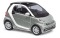Busch 46202 Smart City Coupe »CMD«Silber