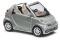 Busch 46272 Smart City Coupe »CMD«Silber