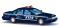 Busch 47611 Chevy, NYPD Auxiliary Police