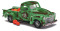 Busch 48240 Pick -up, Kürbislaster