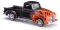 Busch 48287 Chevy Pick-up »Red Flame«