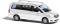 Busch 51151 Mercedes V-Klasse CMD weiß