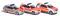 Busch 89004 3 Einsatzfahrzeuge