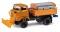 Busch 95145 IFA W50 3SK Schneepflug oran
