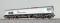 ESU 31283 Diesellok H0, C66 Lineas 513-10, Ep VI, Vorbildzustand um 2018, Dunkelblau/Türkis  Sound+Rauch, DC/AC