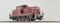 ESU 31410 =31415/Diesellok, H0, BR V60, V60 512, altrot, EP III, Vorbildzustand um 1960, LokSound, Raucherzeuger, Rangierkupplung, DC/AC
