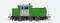 ESU 31429 Diesellok, H0, BR V60, 360 608, orange-grau, Bocholter Ep. V, Vorbildzustand um 2003,LokSound,Raucherzeuger,Rangierkupplung,DC/AC