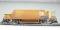 ESU 36054 Güterwaggon, Pullman IIm, 2-achsiger Schotterwagen RhB Xc 9423, ockergelb, Epoche VI