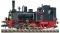 Fleischmann 401101 Dampflok BR 89.70, DB