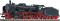 Fleischmann 416873 Dampflok BR38.10 DRG SND