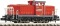 Fleischmann 722015 Diesellok BR 345 DB-AG