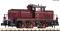 Fleischmann 722401 Diesel locomotive class   260, DB