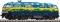 Fleischmann 723608 Diesellok BR 218 418-2 Touri