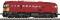 Fleischmann 725203 Diesellok M 62 der MA