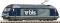 Fleischmann 731390 E-Lok Re 465 BLS SND.