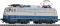 Fleischmann 733805 E-Lok E10 1312 bl/bg DB