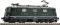 Fleischmann 734078 E-Lok Re 4/4II grün SND SBB