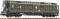 Fleischmann 804501 Postwagen 4a. DB
