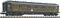 Fleischmann 807802 6achs. Schlafwagen WL6u der
