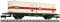 Fleischmann 823401 Containertrgwg 2x20ft, DB
