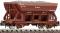 Fleischmann 850901 Schotterwagen, RENFE, Ep V, braun