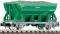 Fleischmann 850902 Schotterwagen, RENFE, Ep V, grün