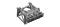 Herpa 053556 Zubehör Rollenpaket für 600 Tonnen Hakenflasche Liebherr LR 1600/2 Raupenkran