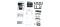 Herpa 083973 Teileservice Fahrerhaus MAN TGS LX Euro 6 mit WLB & Dachspoiler