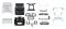 Herpa 084154 Teileservice Fahrerhaus Volvo FH Gl. XL 13 mit WLB und DS