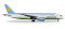 Herpa 530040 Boeing 787-8 Dreamliner Uzbekistan Airways