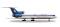 Herpa 530071 Tupolev TU-154M Belavia