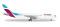 Herpa 557399 Airbus A330-200 Eurowings