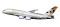 Herpa 610629 Airbus A380 Etihad Airways