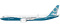 Herpa 611824 Boeing 737 MAX 9 Boeing (House colors)