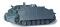 Herpa 744782 Assault Gun II (EDW/DAK)