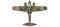 Herpa 8172AA004 Avro Anson Mk1 233 Sqn. RAF Coastal Command