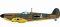 Herpa 81AC086S Spitfire MK.I Luftwaffe Beuteflugzeug / captured aircraft