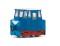 Hornby HR2379 $ $ Akkuschleppfahrzeug der DB AG, Ep. V, blau/weiß des AW Chemnitz