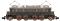 Lemke H2893 E-Lok E17 10 DRG Ep.II grau/