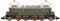 Lemke H2895 E-Lok E17 05 DB Ep.IIIb chro