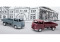 Märklin 18026 Tempo Low-Side Truck (2 pcs.) Vehicle Set