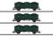 Märklin 46029 $* Güterwagen-Set, 3 O-Wagen, SNCB, Ep.IIIa